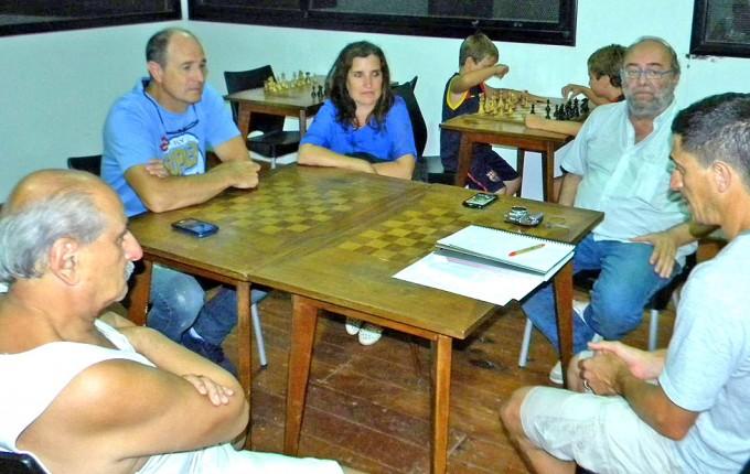 Se realizó la primera reunión por la Fiesta del Deporte 2015