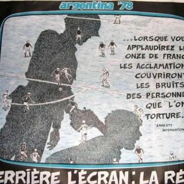 El 'secuestro' del seleccionador francés por Argentina 78