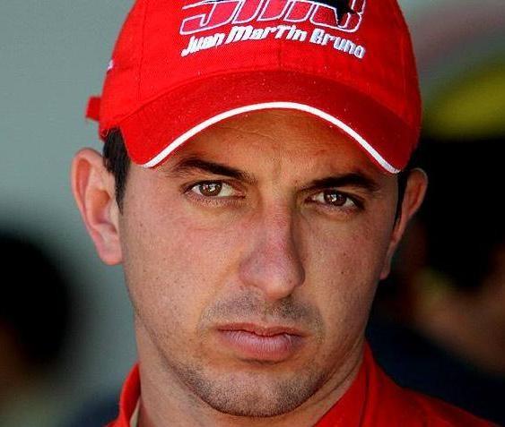 Juan Martín Bruno prepara su debut en el TC