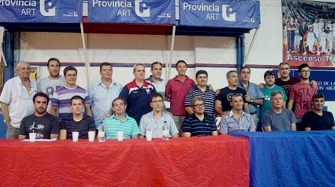 San Lorenzo de Chivilcoy renovó totalmente la comisión