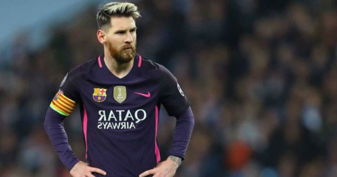 Criticó a Messi y lo echaron del Barsa