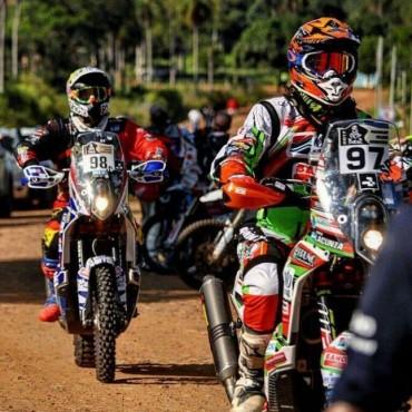 Puesto 92 para Jorge Lacunza en la 1° Etapa del Dakar 2017
