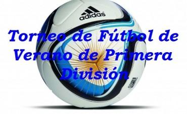 Cuartos de final del Torneo de Verano de Primera División