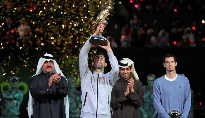 Djokovic le paró el carro a Murray y es campeón en Doha