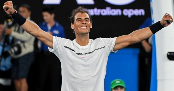 Nadal-Federer jugarán una nueva final en Australia