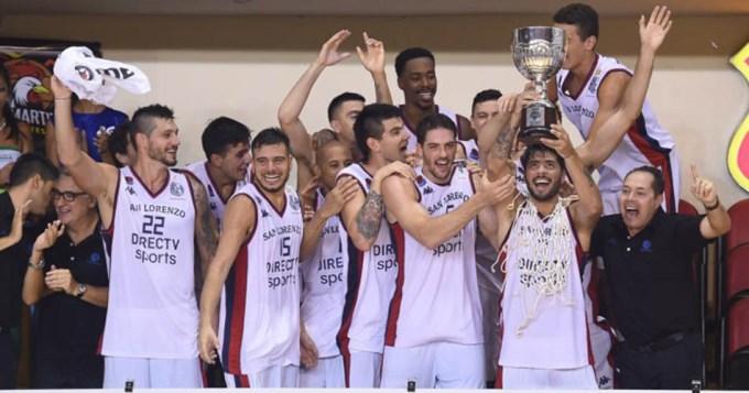 San Lorenzo campeón del Súper 4
