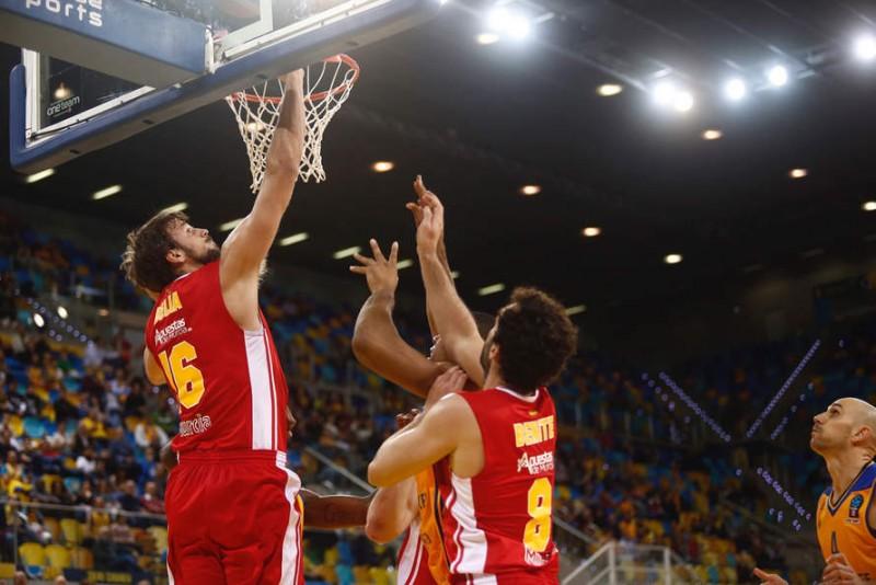 No pudo ser para el Murcia de Delía en la Liga ACB