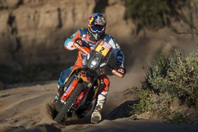 KTM no frena, Walkner gana el Dakar en motos