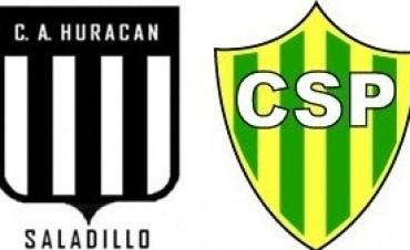 Huracán juega este viernes ante Sportivo Piazza en Saladillo