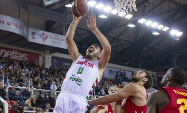 El UCAM Murcia cortó en Turquía su racha por la Champions League