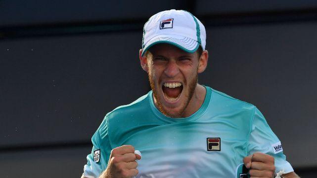 Schwartzman ganó y espera por Nadal en octavos en Melbourne