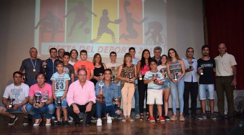 Este viernes se premia a los mejores Deportistas y se elige el mejor del año 2018 en Alvear