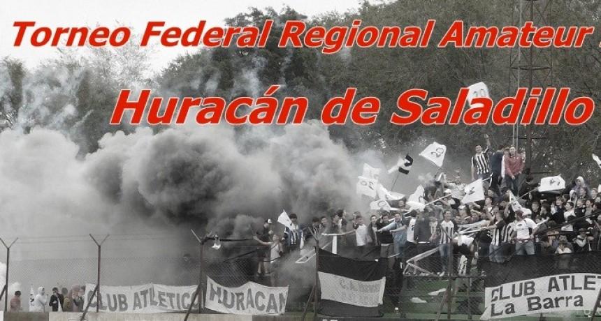 Huracán arranca hoy la pretemporada con miras al Torneo Regional Amateur