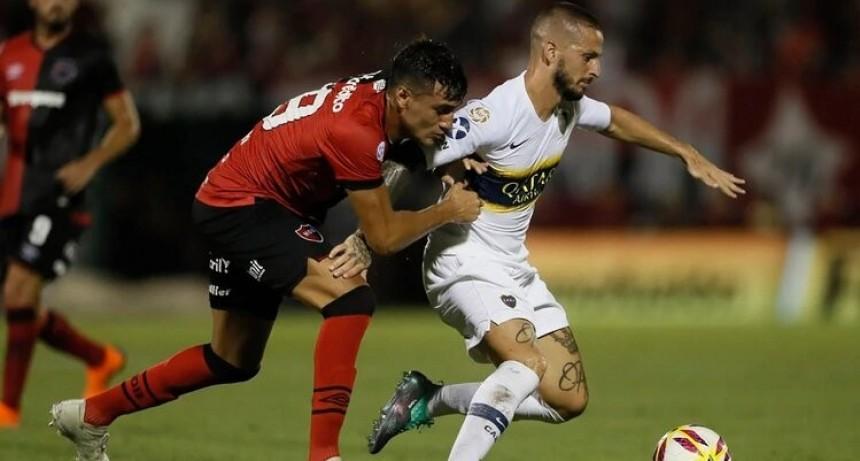 Boca empató con Newells en el regreso de la Supercopa