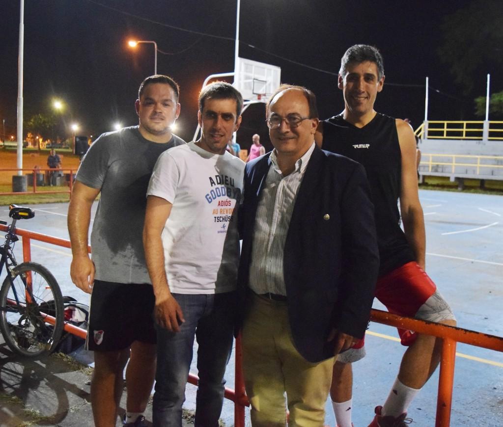 Actividades deportivas de verano en Saladillo