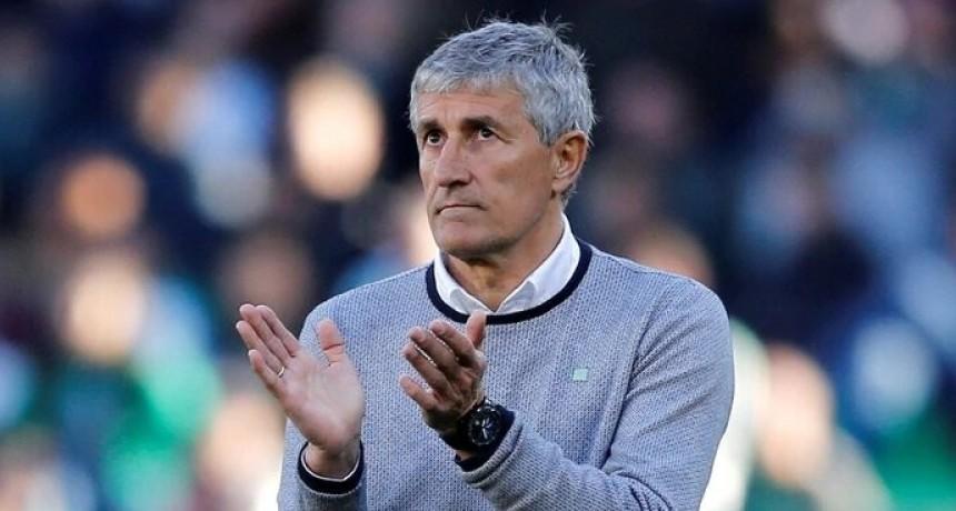 Quién es Quique Setién, el sorprendente nuevo entrenador del Barcelona