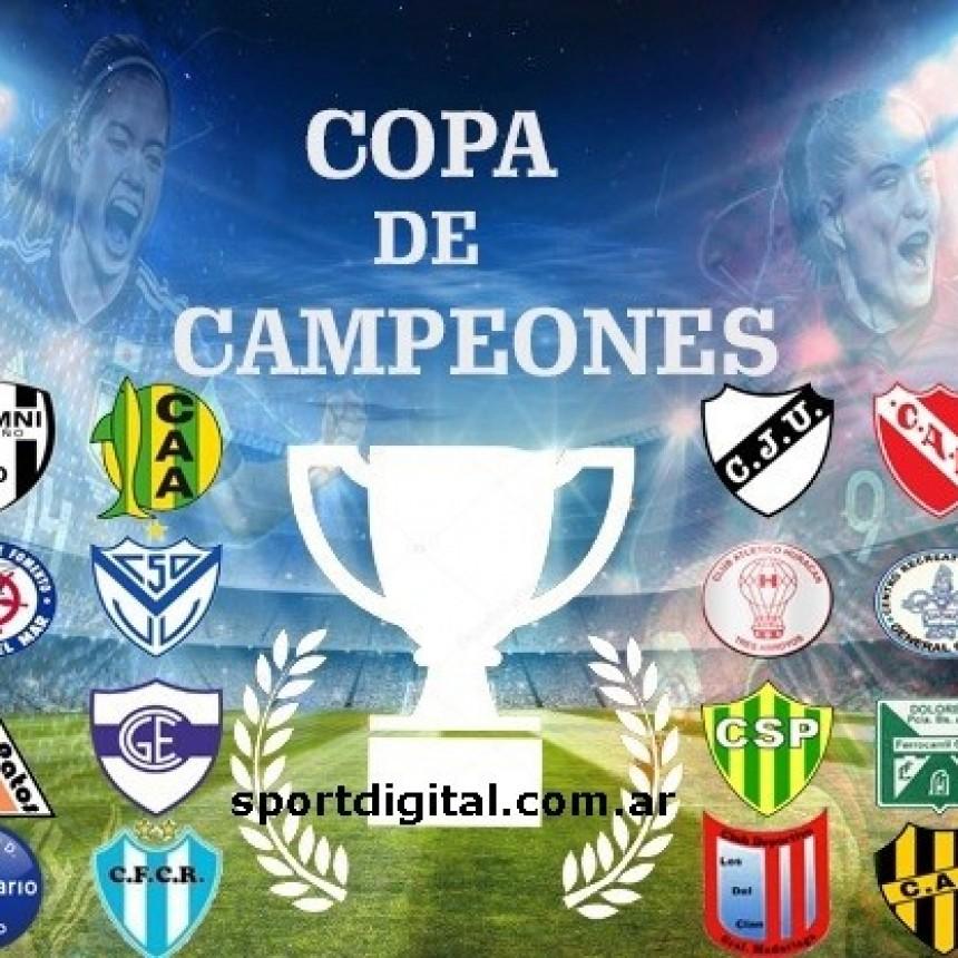 Argentino no jugará el torneo Regional Femenino de Fútbol