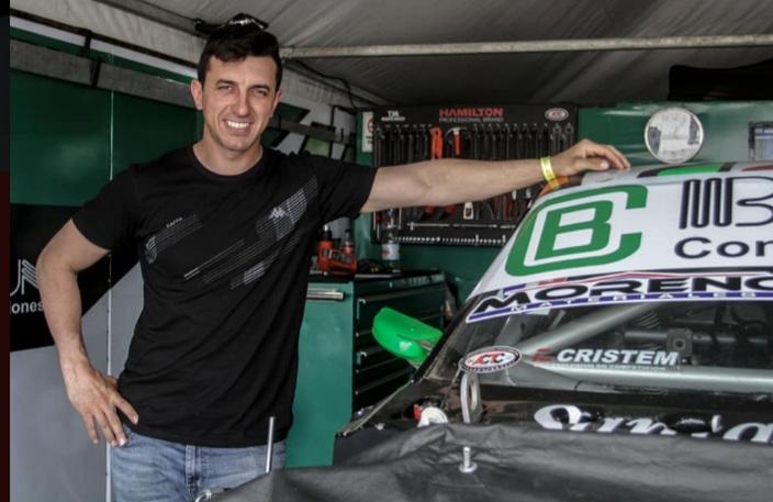 Ezequiel Giustozzi seguirá motorizando a Juan Martín Bruno