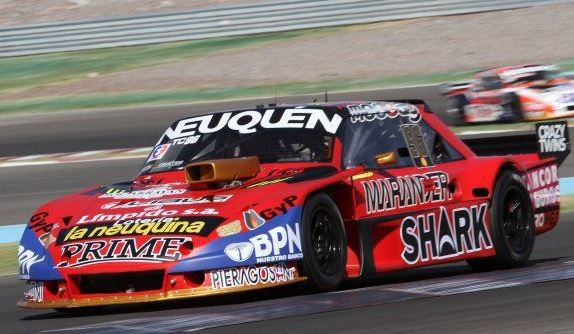 Bruno adquirio el Torino subcampeón de TC