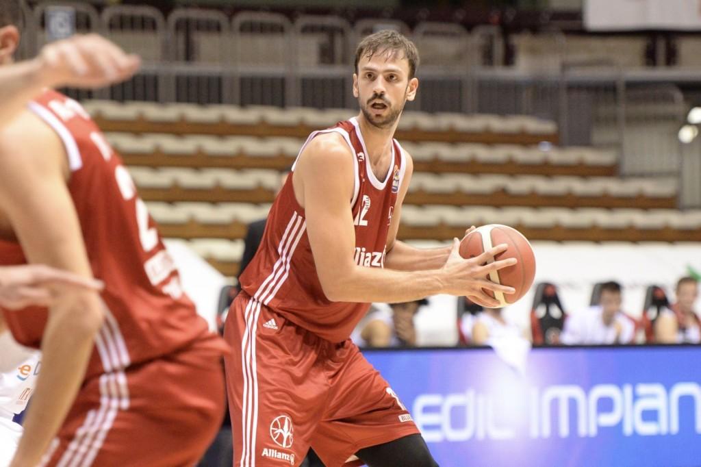 Tercera victoria del Trieste de Marcos Delía que sueña con el Final Eight