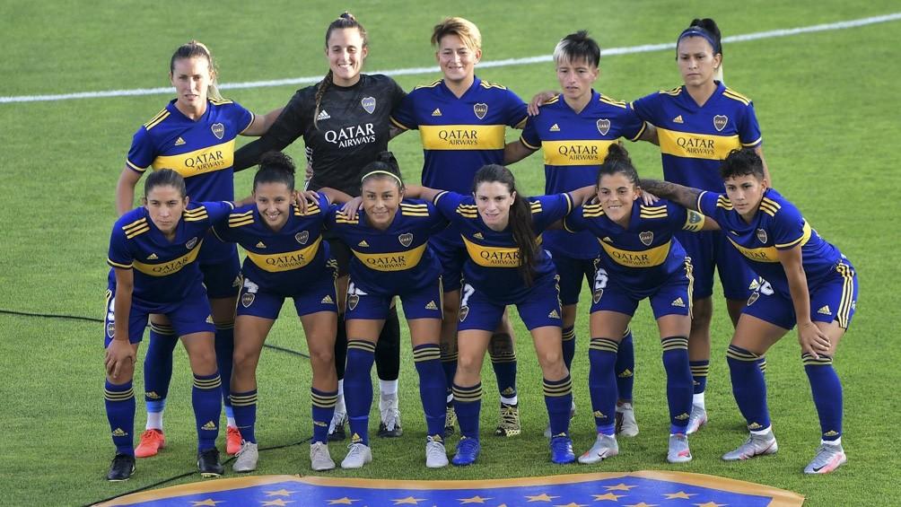 Boca se consagró como el primer campeón de la era profesional de fútbol femenino