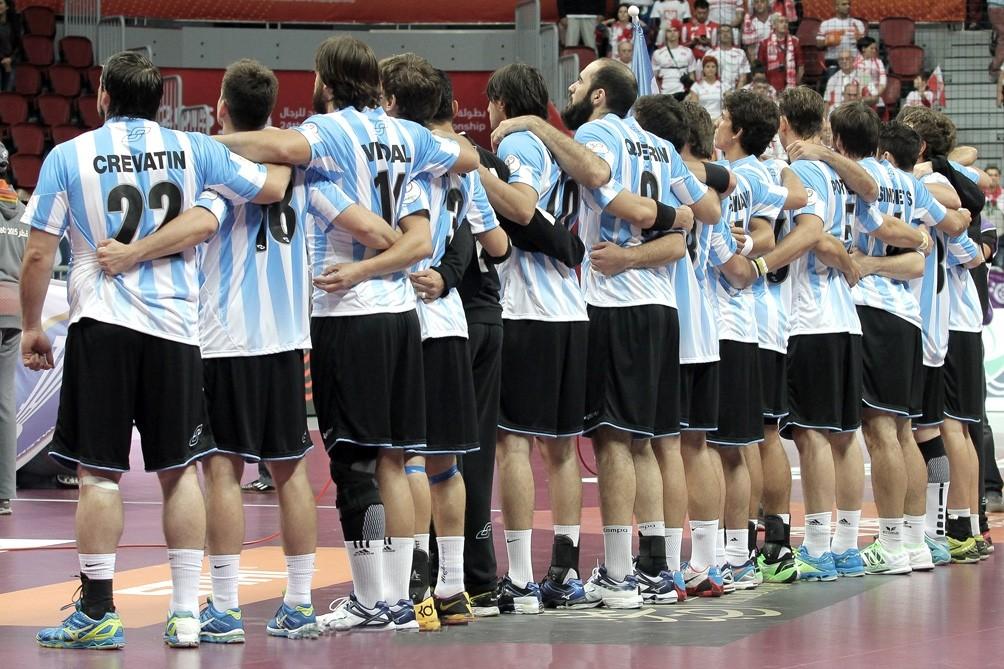 Los Gladiadores derrotaron a Japón por 28-24 en el Mundial de Egipto