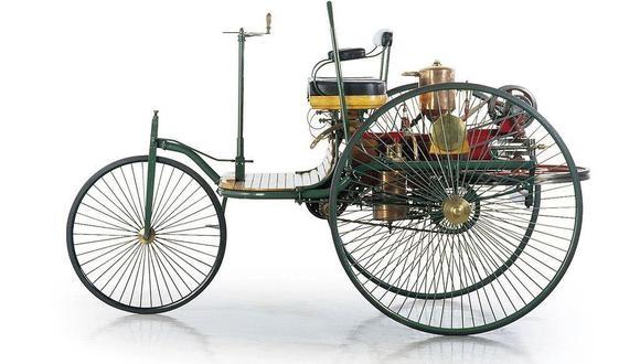 A 135 años de la creación del primer Automóvil