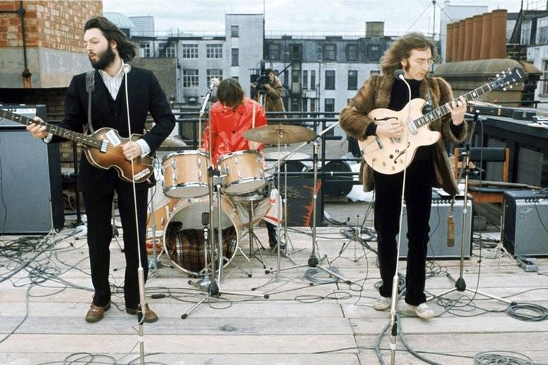 A 52 años del último concierto en vivo de Los Beatles