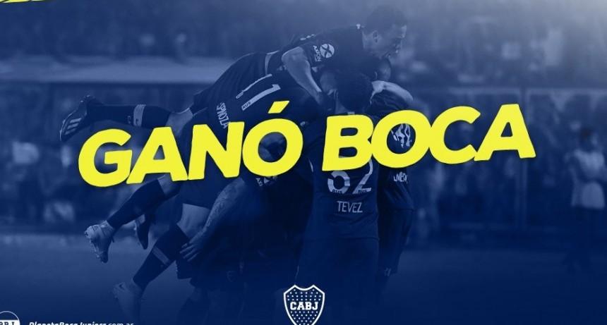 Boca se metió en la final de la zona Campeonato