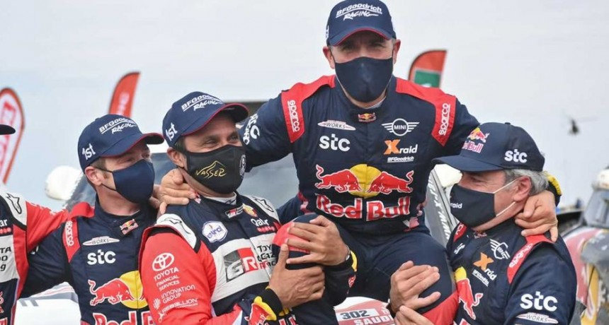 """Monsieur Dakar"" se quedó con del Dakar 2021"