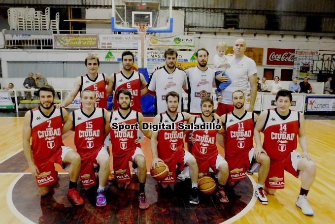 Equipo de club Ciudad de Saladillo fue distinguido en la Fiesta del Deporte de Chivilcoy
