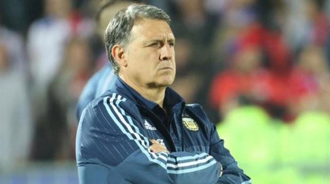 El Tata Martino criticó a los jugadores de Estudiantes