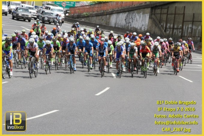 Laureano Rosas (SEP San Juan) se consagró vencedor de la 81ª Doble Bragado