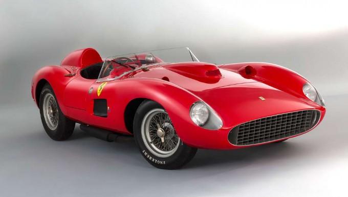 Aseguran que Messi compro una Ferrari de 1957