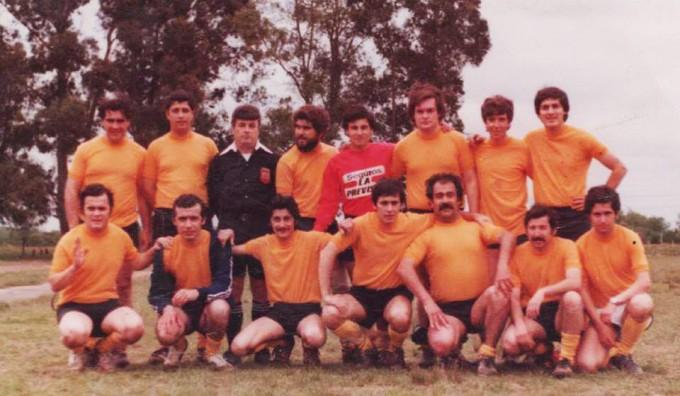 Equipo de fútbol del Banco Local de Saladillo