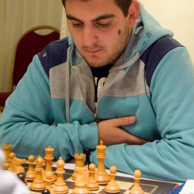 Nelson Lujan integrará el equipo de ajedrez de Obras Sanitarias