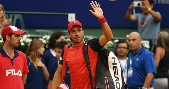 Berlocq se mide ante Nishikori en la semifinal del ATP
