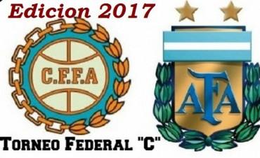 Posiciones Región Sur del Federal C de Fútbol
