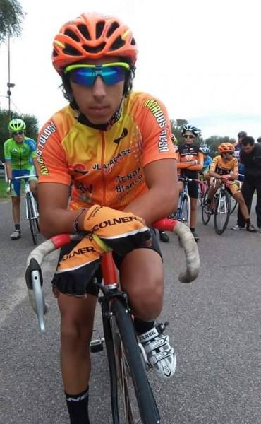 Emiliano Sagardoy fue sexto en Córdoba en el Argentino de Ruta
