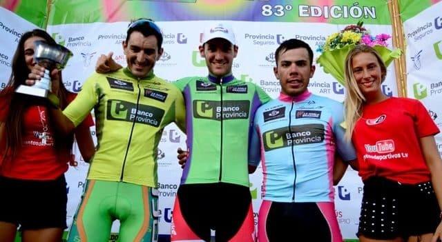 Ganó Lucero y lidera Trillini en la 83ª Doble Bragado