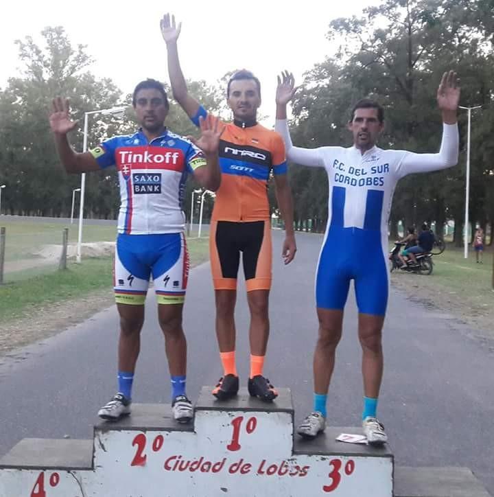 """Saladillenses corrieron en Lobos por la Copa """"Hugo Bardi"""""""