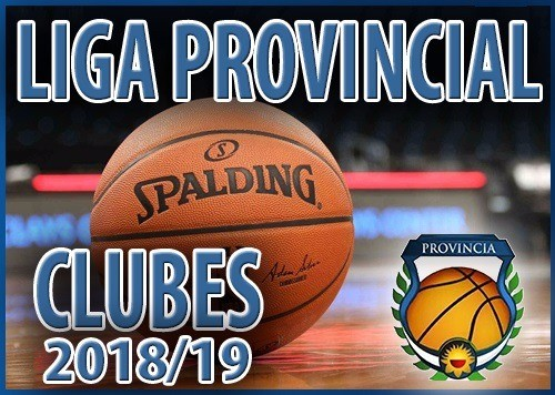 Se disputó la sexta fecha del provincial de clubes de básquet