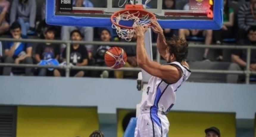 Marcos Delía, el jugador con más presencia en la selección dentro de los convocados