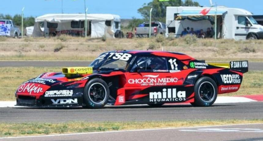 La primer pole del año del TC fue para José Urcera
