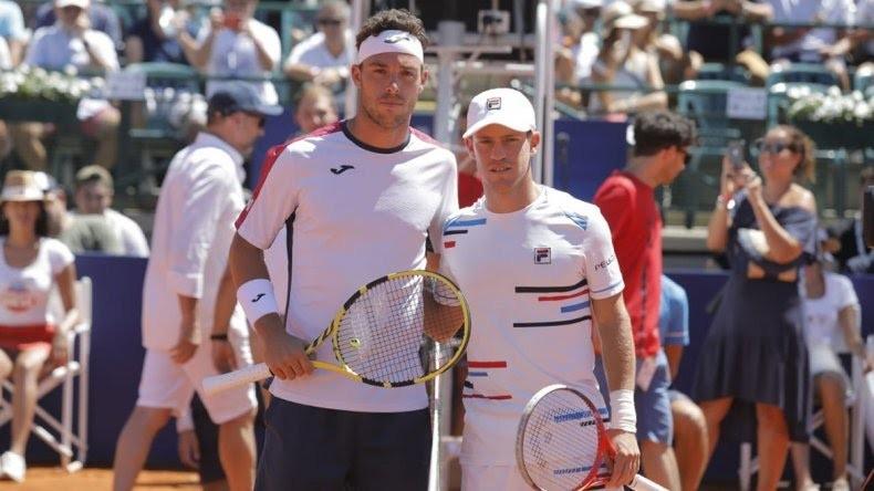 Schwartzman no pudo y perdió la final del Argentina Open