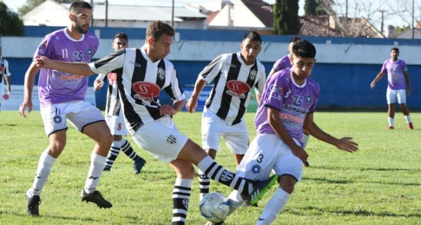 Victoria de Racing por el Regional Amateur de Fútbol
