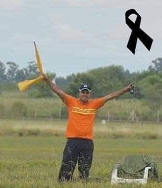 Murió el auxiliar de pista atropellado en el accidente del TC Mouras