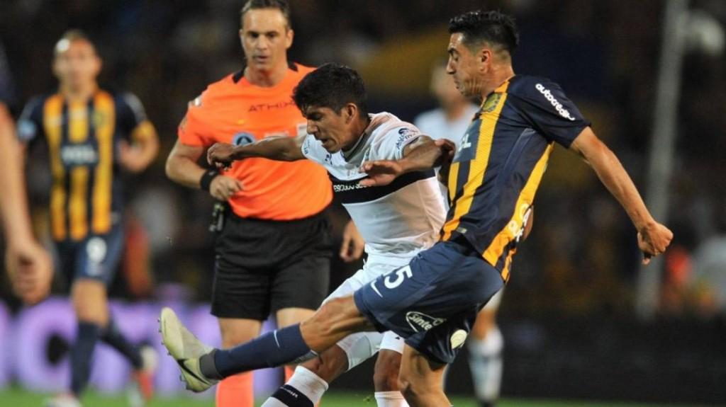 Rosario Central le dio un nuevo golpe al Gimnasia de Maradona