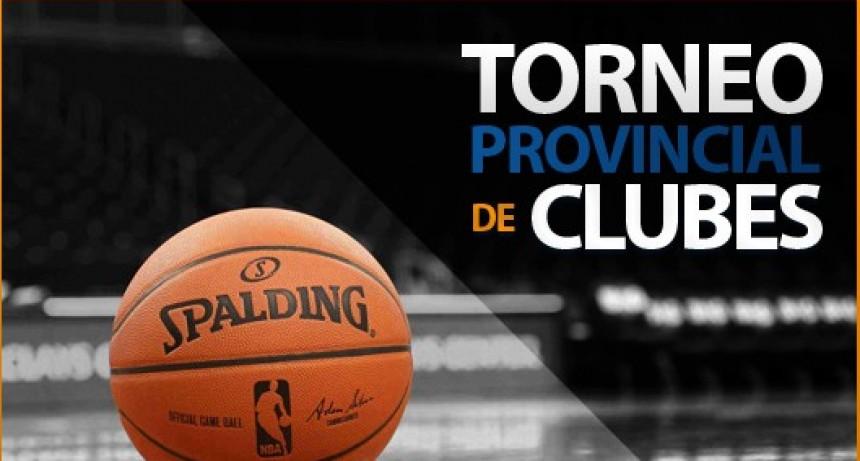 Resultados Segunda fecha de la segunda fase del Provincial de Clubes de Basquet