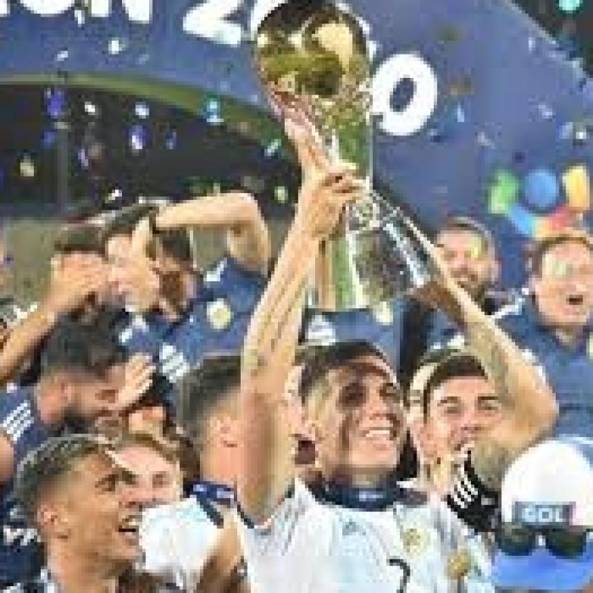 El campeón Argentina fue goleado por Brasil en el cierre del Preolímpico